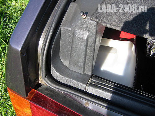 Концевик багажника ВАЗ-2108